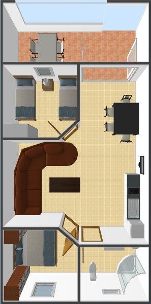 apartman 2 3D